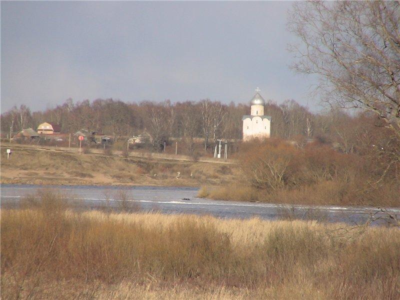Церковь Спаса-на Нередице. 1198 г.
