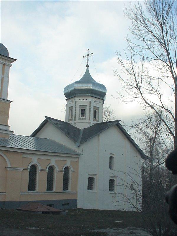 Церковь св. Троицы на Редятине улице. 1365 г.