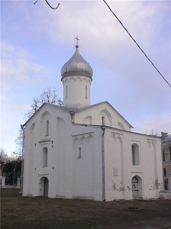 Церковь св. Прокопия. 1529 г.