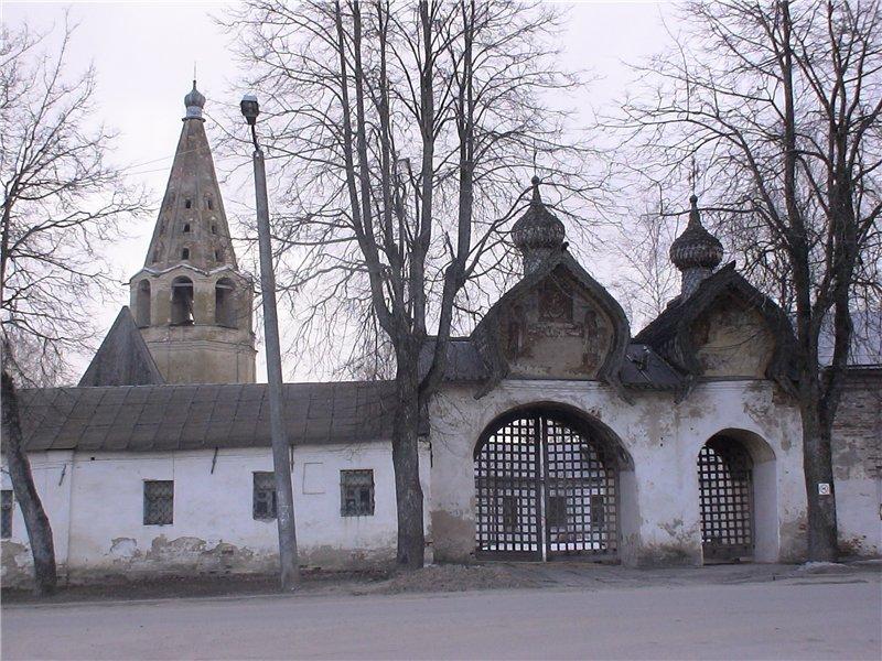 Знаменский собор. 1682 г.