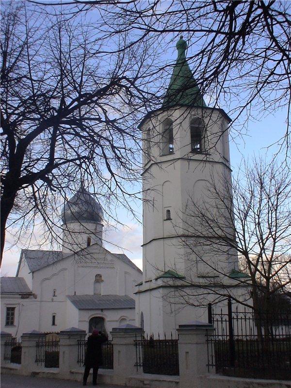 Церковь св. Дмитрия Солунского. 1381 г.