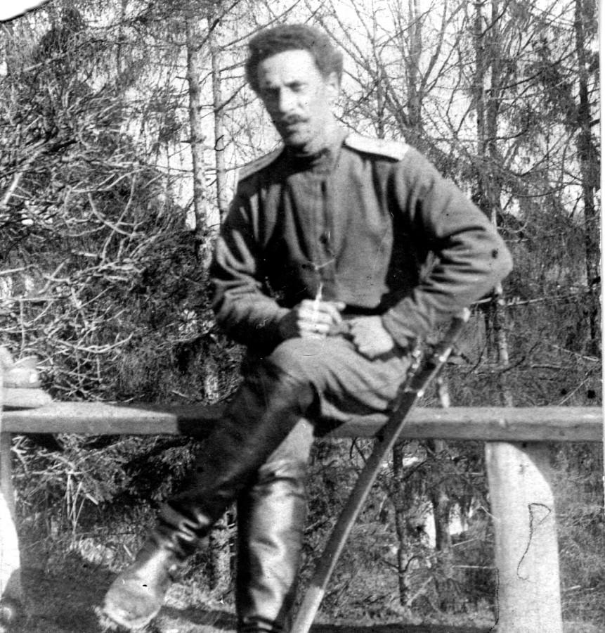 Алфей Петрович Дадаев.