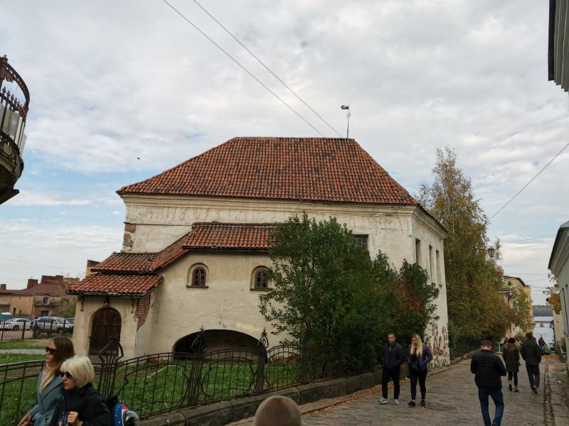 Рыцарский дом.