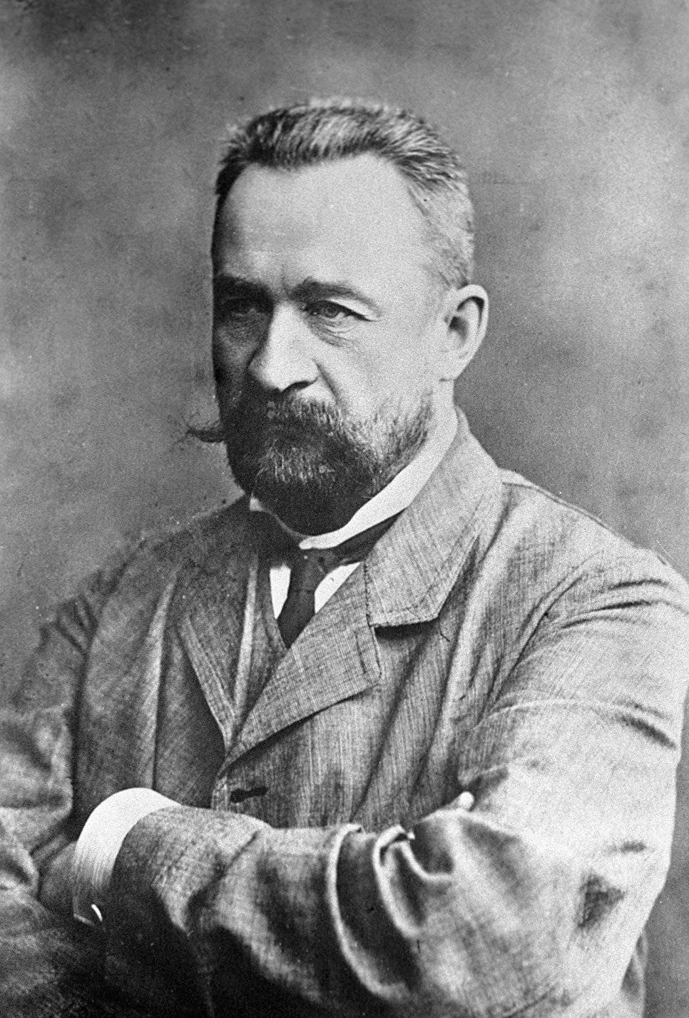 Князь Г.Е. Львов, глава Временного правительства. Фото из Сети