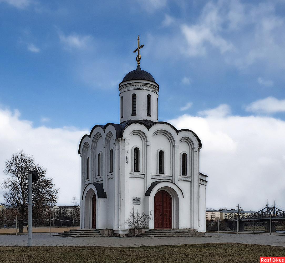 Храм св. Михаила Тверского в Твери.