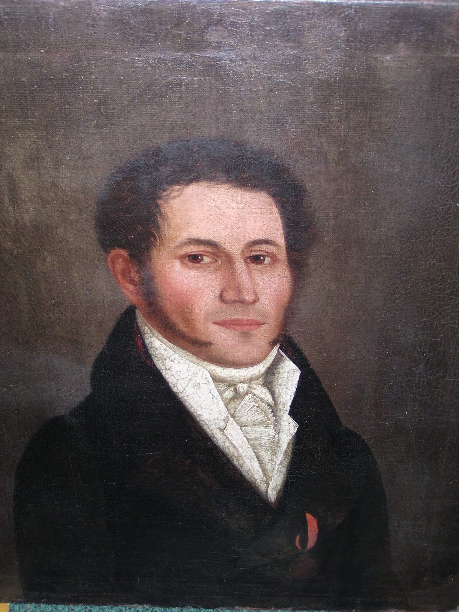Александр Юрьевич Пушкин.