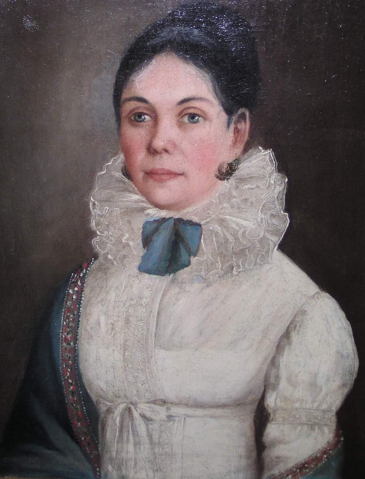 Александра Илларионовна Пушкина, урождённая Молчанова