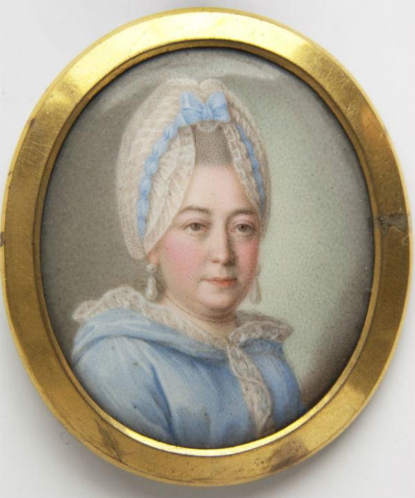 Мария Алексеевна Ганнибал, урождённая Пушкина