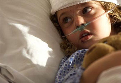 Гамбургеры способствуют появлению у детей астмы