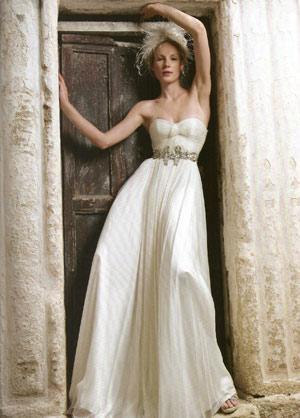 Слова песни в белом платье с пояском
