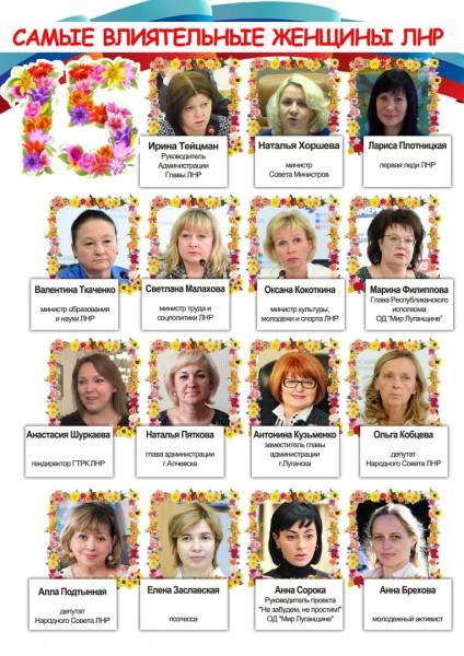 Самые-влиятельные-женщины-ЛНР