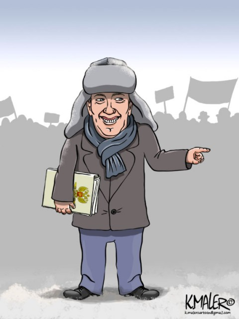 Картинки по запросу карикатура Навальный
