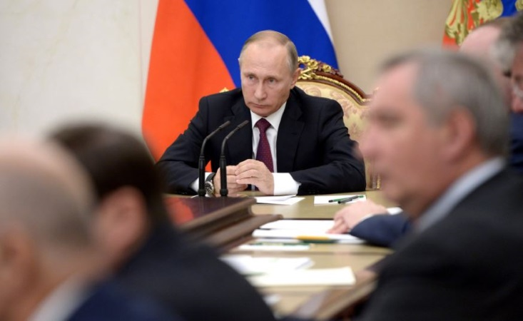 Putin_goverment