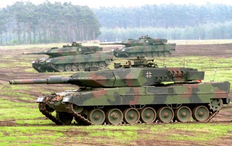 tanks_Leopard_Germany