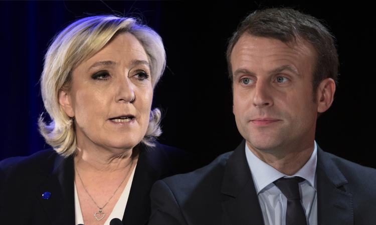 Le_Pen_Macron