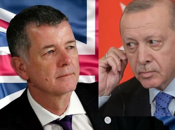 "Картинки по запросу ""Эрдогана и Ричарда Мур фото"""