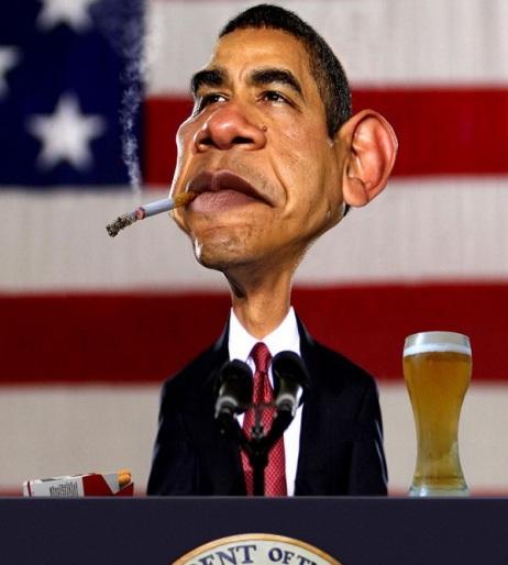 Обама-пиво