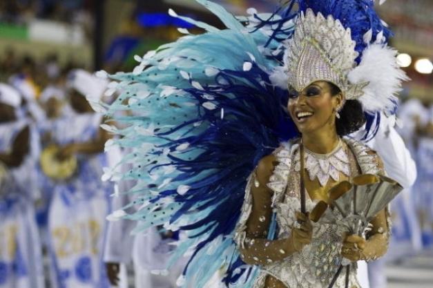 карнавал-Бразилия