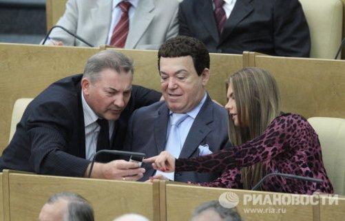 Tretiak-Kobzon-Kabaeva