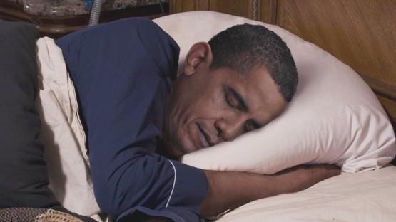 ObamaSleep