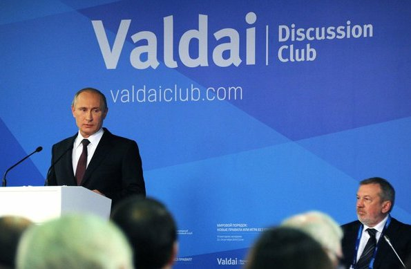 Putin-Valdai