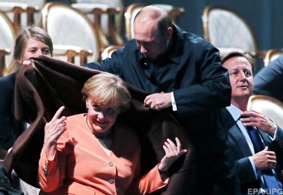 Putin-Merkel