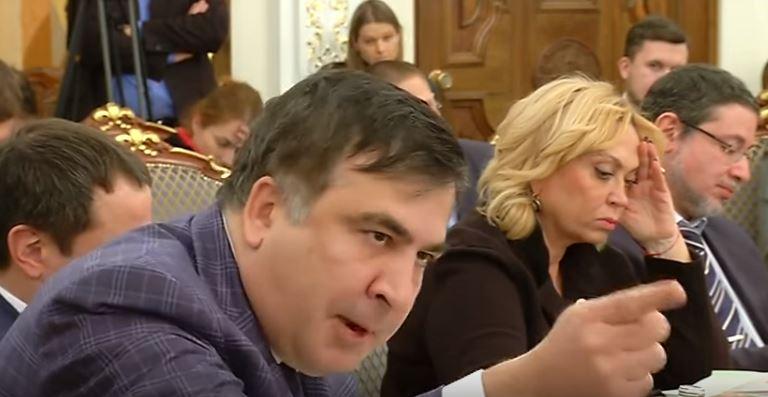 Saakashvili-Avakov