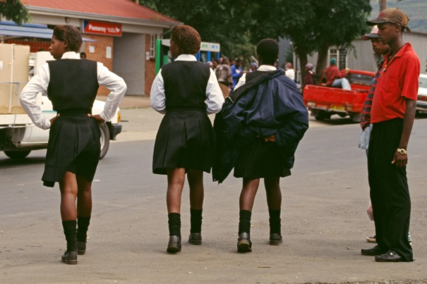 school-girls