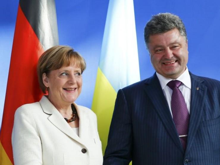 Merkel_Poroshenko