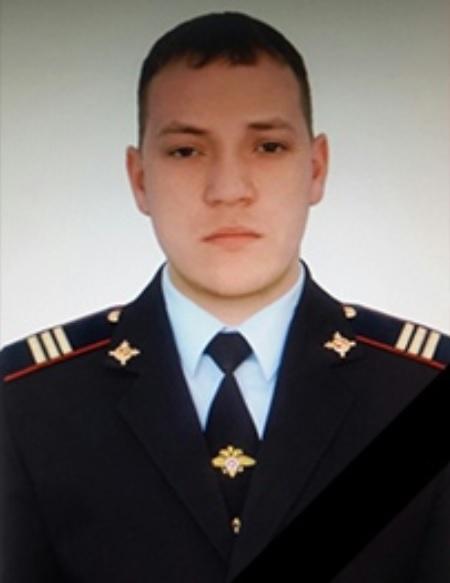 Убийство полицейского в Сургуте