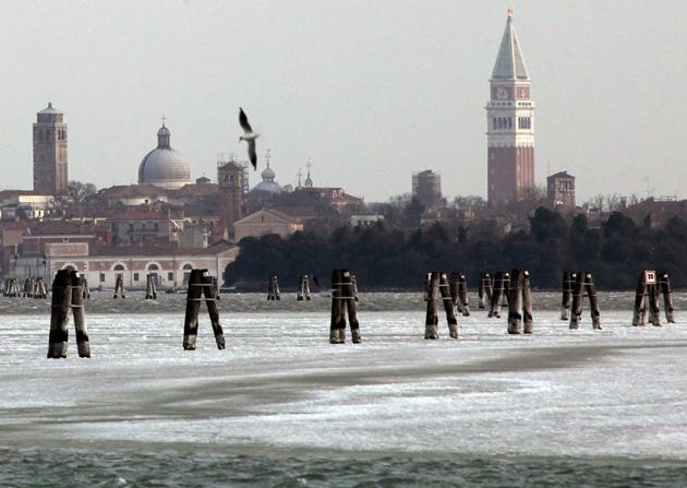 Венеция, 3 февраля 2012