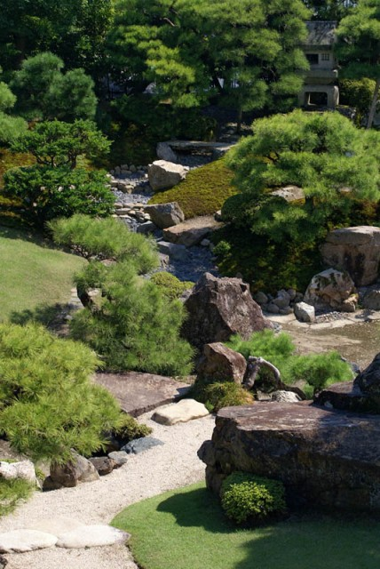 20 японских садов со всего света