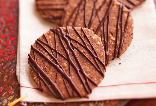 Шоколадное печенье - рецепт придуман Рут Уэйкфилд в 1930 году