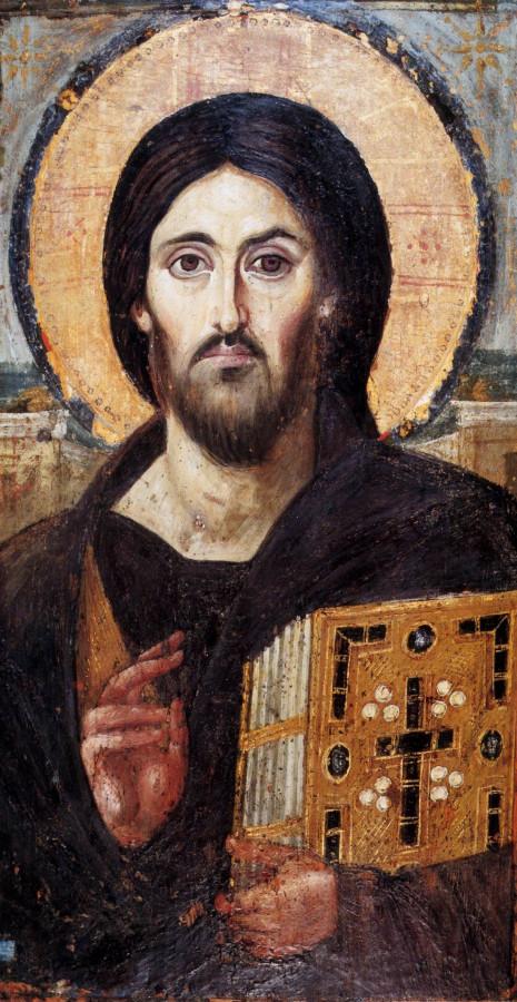 Христос - пантократор