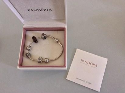 продаю браслет Pandora Prodamil
