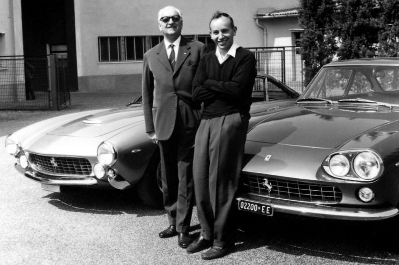 Ferrari 250 GT Berlinetta Lusso & Enzo Ferrari & Ferrari 330 GT 2+2