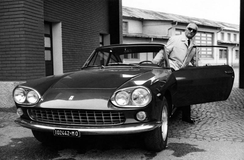 Ferrari 330 GT 2+2 & Enzo Ferrari