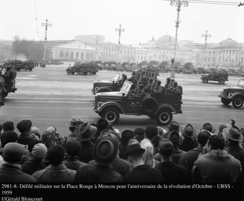 ГАЗ-69 ВДВ 1959 год