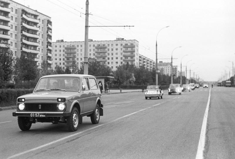 """ВАЗ-2121 """"Нива"""" (01-57 проба)"""