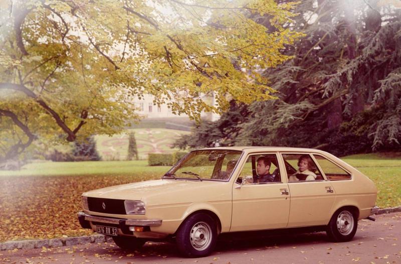 "1976 Renault 20 (по материалам журнала ""Auto Plus Classiques"" N39 Oct-Nov 2018)"
