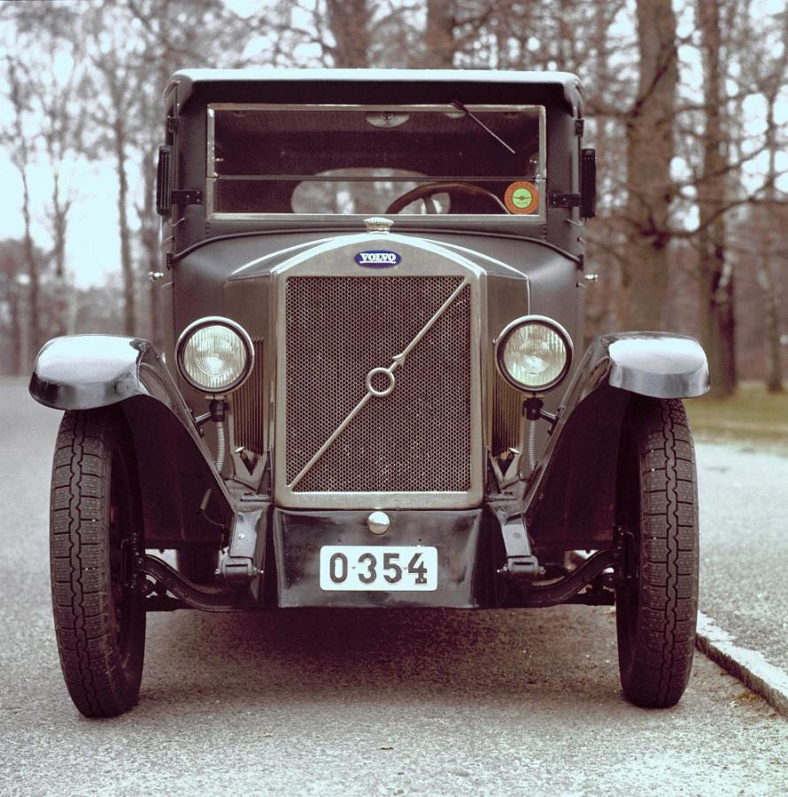 1928 Volvo PV4 (O354)