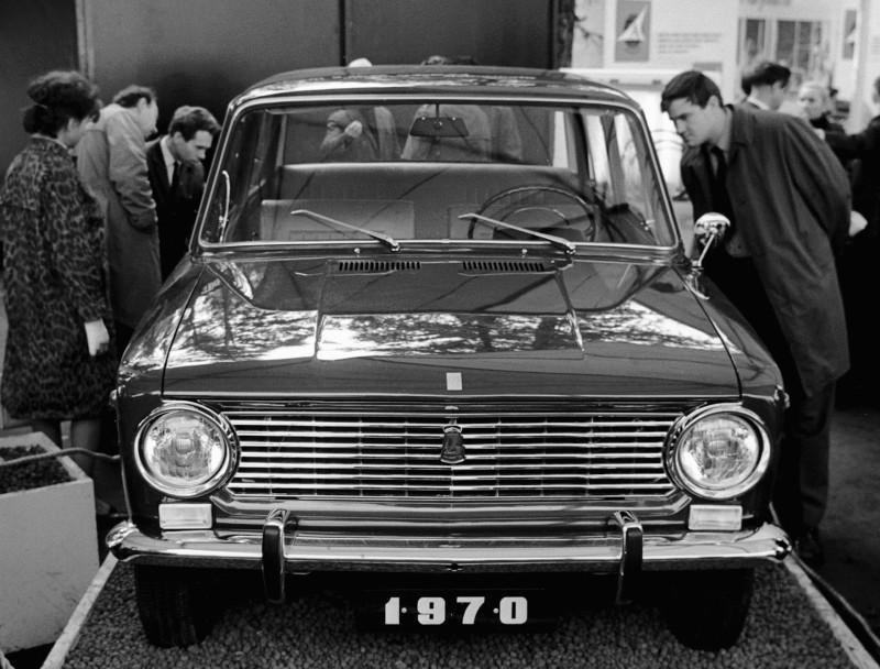 """1970 ВАЗ-2101 """"Жигули"""""""