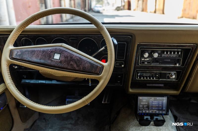 1980 Chrysler New Yorker - по материалам НГС