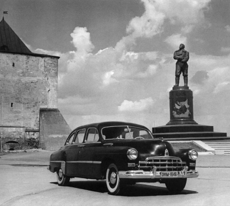 1949 ЗИМ (один из Опытных экземпляров)