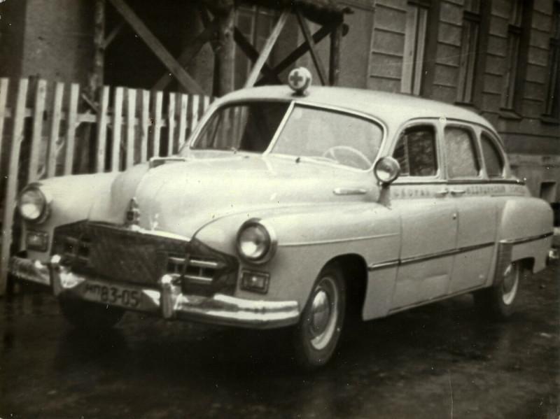 ГАЗ-12Б (Скорая Медицинская Помощь ... 93-37)