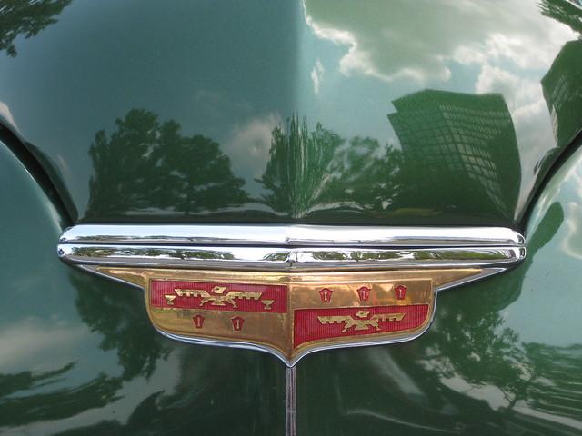DeSoto Coupe Club (эмблемма)