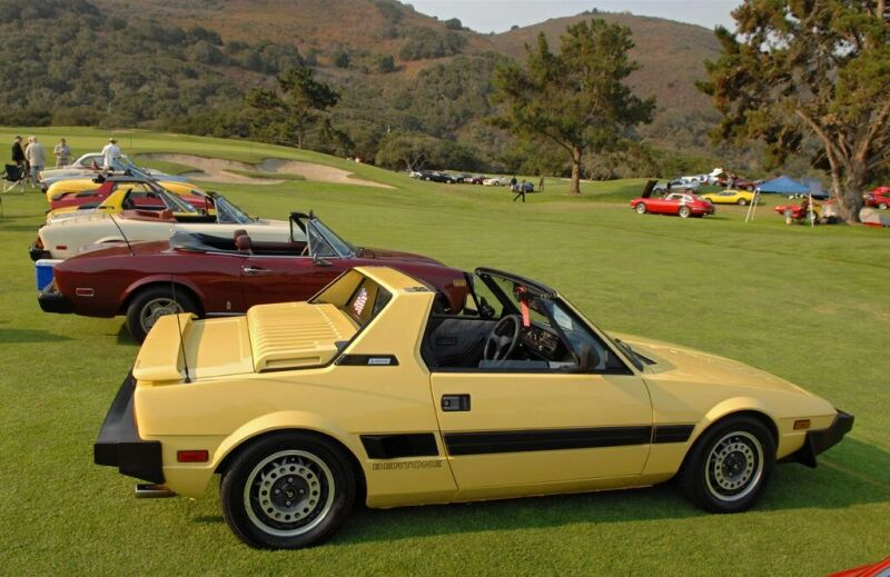 1988 Fiat (Bertone) X1/9