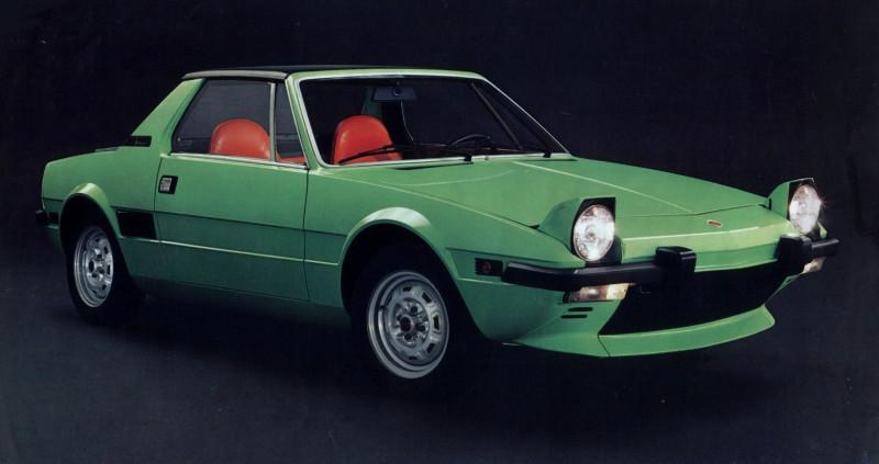 Fiat (Bertone) X1/9