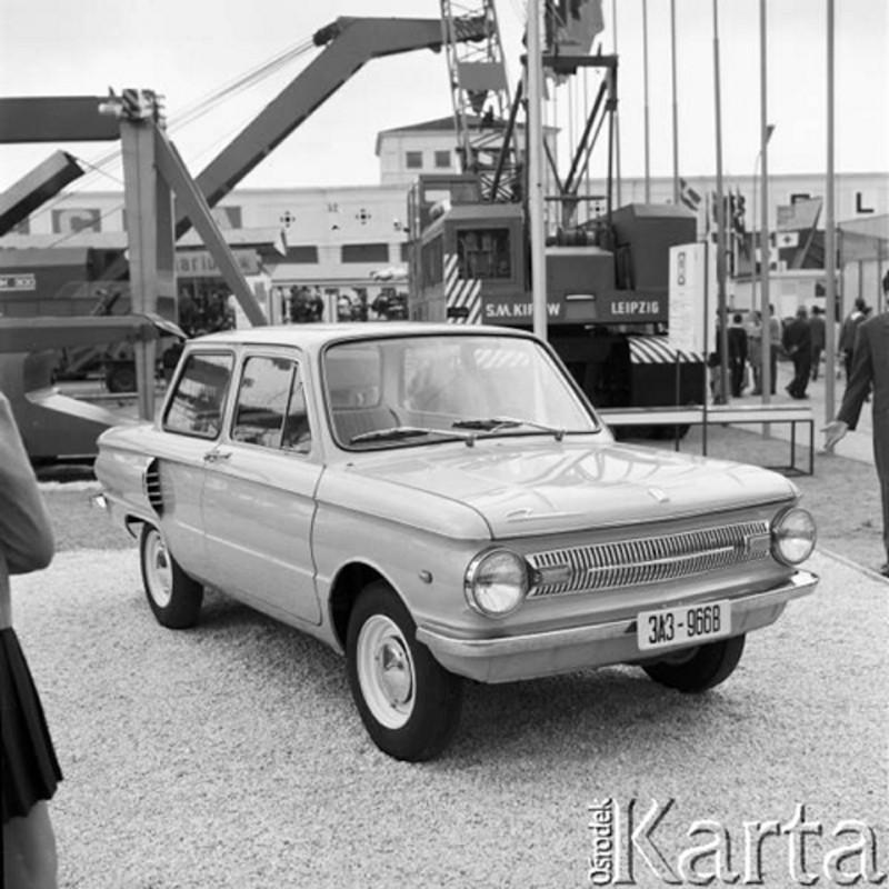 1968 ЗАЗ 966В (г. Познань Польша)