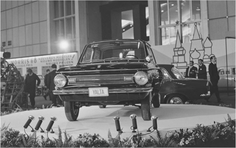 1968 ЗАЗ 966В = YALTA 1000 - Brussels Motor Show